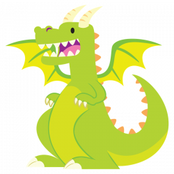 Free Dragon Very Cool Clipart