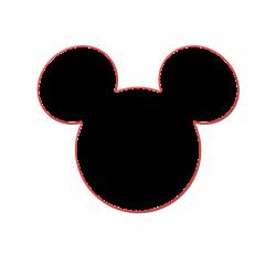 Minnie Mouse Ear Clip Art | Clipart Panda - Free Clipart Images
