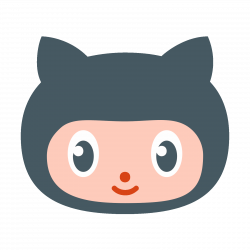 Octocat Icon - free download, PNG and vector