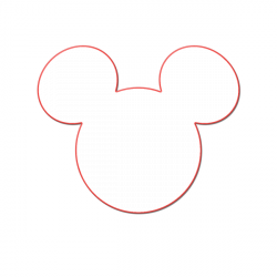 Mickey Ears Silhouette Clip Art at GetDrawings.com | Free for ...