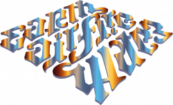 Clipart - Earth Air Fire Water Ambigram 2 No Background