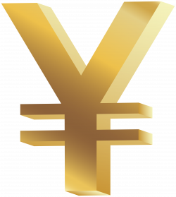 Yen Symbol PNG Clip Art - Best WEB Clipart