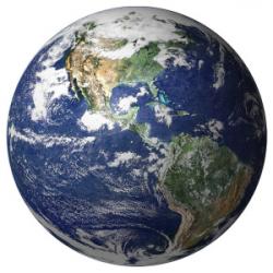 Realistic Earth Clipart