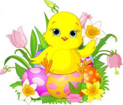 105 best Clipart - Easter images on Pinterest | Easter, Easter bunny ...