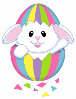 Easter Bunny - ClipArt Best | Easter eggs | Pinterest | Easter bunny ...