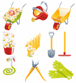 Spring Garden Collection PNG Clipart | Gallery Yopriceville - High ...