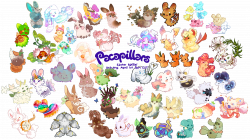 Spring Pacadvent 2k18: Easter Raffle REVEAL by toripng on DeviantArt
