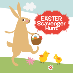 Easter Scavenger Hunt — Little Sprouts Easter Country Fair