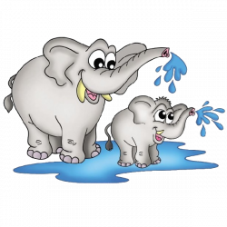 Baby elephant elephant cartoon picture images cliparts - Clipartix