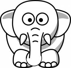 White Elephant Drawing at GetDrawings.com | Free for personal use ...
