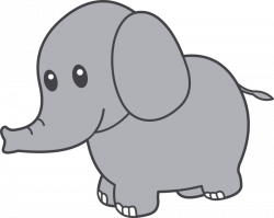 baby shower elephant clip art free - HubPicture