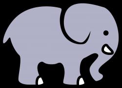 2D cartoon elephant by lemmling | Kiddy Crafts | Pinterest | Crafts
