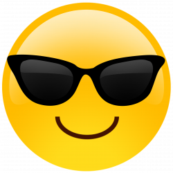 Sunglasses Emoji Cutouts   Pinterest   Emoji, Big head cutouts and ...