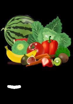 Healthy Clipart | FOOD, VEGETABLES & FRUIT ILLUSTRATIONS | Pinterest ...