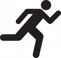 Running Icon | Running | Pinterest | Icons and Signage