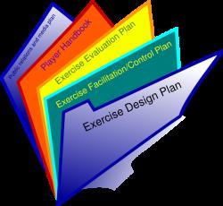 Exercise Documents Clip Art at Clker.com - vector clip art online ...