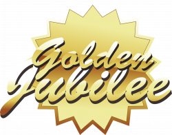 Golden jubilee Royalty-free Stock photography Clip art - Gold foil ...