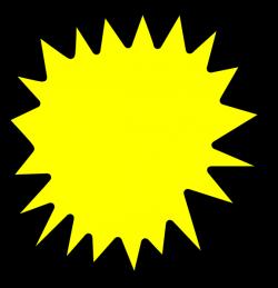 Yellow Comic Callout Clip Art at Clker.com - vector clip art online ...