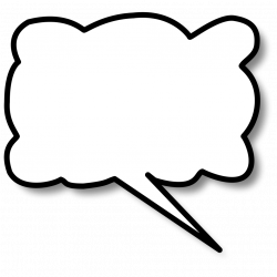 Cartoon Thought Bubble | Free download best Cartoon Thought Bubble ...