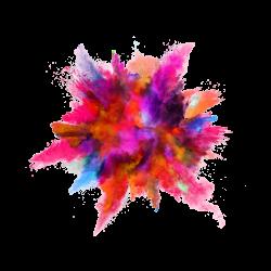 Color Powder Explosion PNG Image - PurePNG | Free transparent CC0 ...