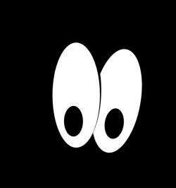 Smiley Eyes Clip Art at Clker.com - vector clip art online, royalty ...