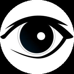 Eye Animation Cartoon Clip art - Eyes Outline Cliparts 600*600 ...