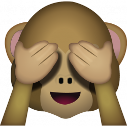 Download See No Evil Monkey Emoji   Emoji Island
