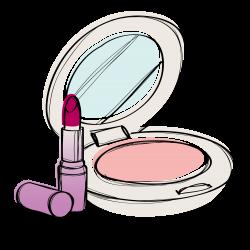 Cosmetics Make-up Lipstick Foundation - Lady makeup 1500*1501 ...