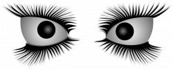 Clipart - Mad Eyes