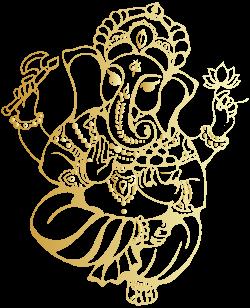 Ganesha PNG Clip Art Image | Weddings | Pinterest | Ganesha, Art ...