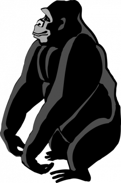Gorilla Clip Art Free | Clipart Panda - Free Clipart Images