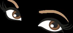 Clipart - Eyes (#3)