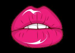 Lips Icon | Freevector Sexy Lips Vector image - vector clip art ...