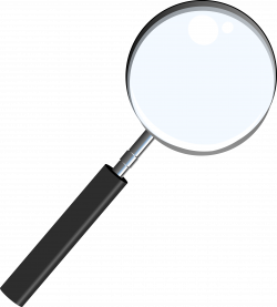 Magnifying Glass Detective PNG Transparent Magnifying Glass ...
