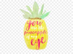 Pineapple Cartoon clipart - Pineapple, Eye, Fruit ...