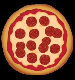 Pizza clip art free download clipart images 2 - Clipartix