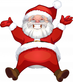 Santa Claus PNG Transparent Free Images | PNG Only