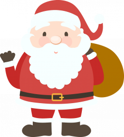 Santa Claus PNG Transparent Free Images   PNG Only