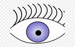 Green Eyes Clipart Sense Sight - Eye Clip Art - Png Download ...