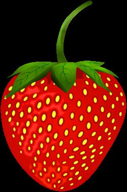 Strawberry PNG Clip Art - Best WEB Clipart