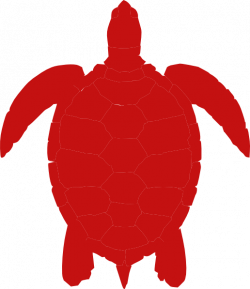 Red Sea Turtle Clip Art at Clker.com - vector clip art online ...