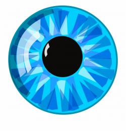 Eyeball Blue Green Eyes Download Png Clipart - Blue Cartoon ...