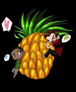 Pineapple Wallpaper Tumblr | Clipart Panda - Free Clipart Images
