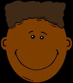 Black Boy With Flattop Clip Art at Clker.com - vector clip art ...