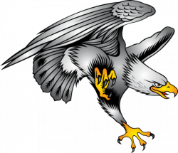 28+ Collection of Mean Eagle Clipart | High quality, free cliparts ...