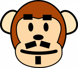 Father Monkey Clip Art at Clker.com - vector clip art online ...