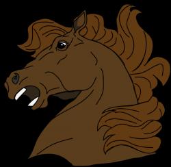 Angry Horse Clip Art at Clker.com - vector clip art online, royalty ...