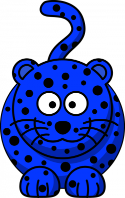 Snow Leopard clipart animated - Pencil and in color snow leopard ...