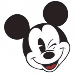 classic mickey mouse face - Google Search | Disney Decor - Gifts ...