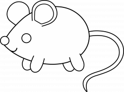 Cute Mouse Clipart | Clipart Panda - Free Clipart Images